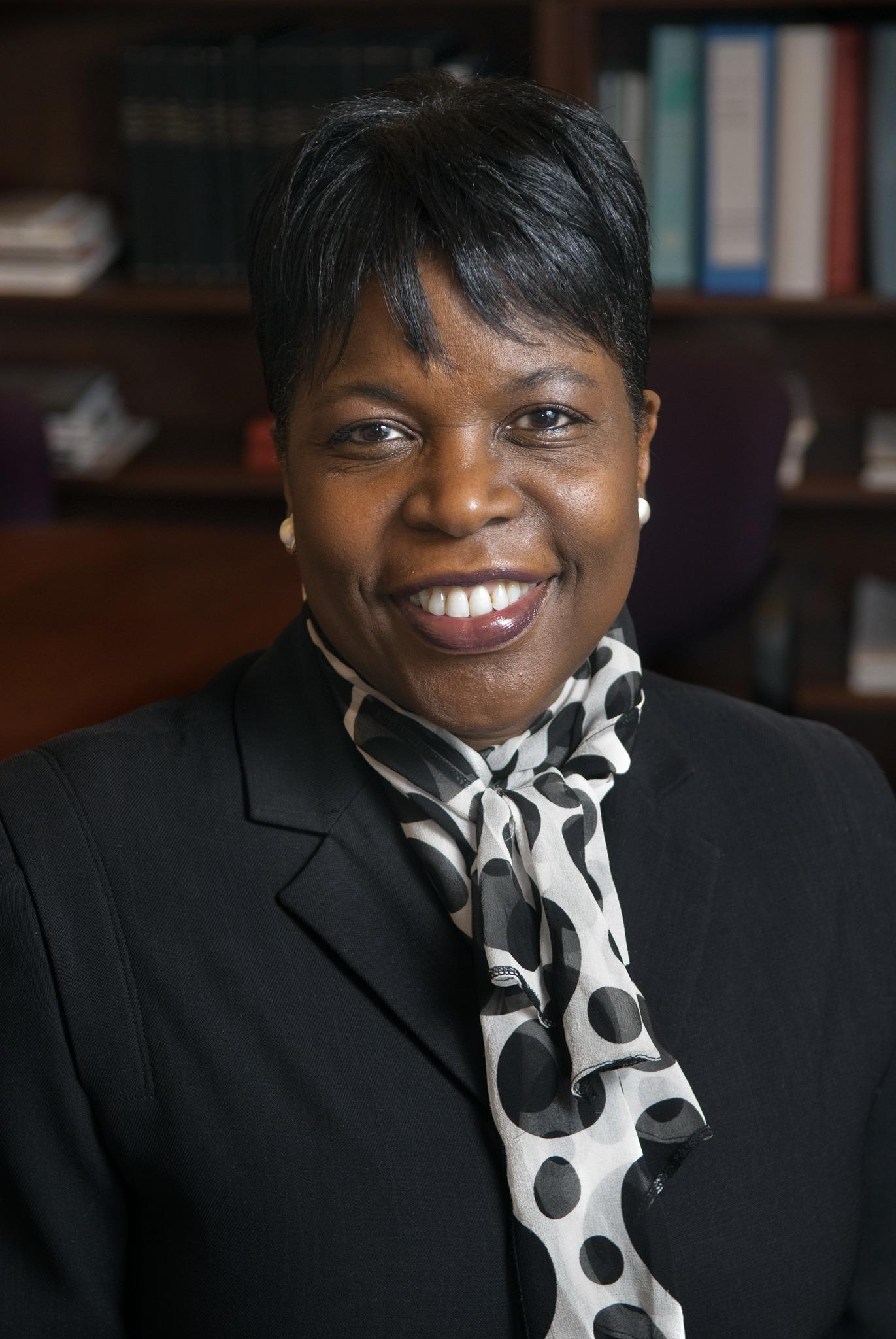 Elmira Mangum, new FAMU president.
