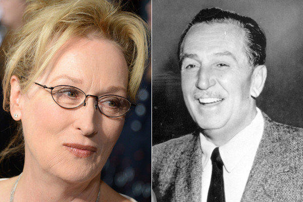 Meryl Streep has harsh words for Walt Disney, which she shared during the National Board of Review Awards on Tuesday.