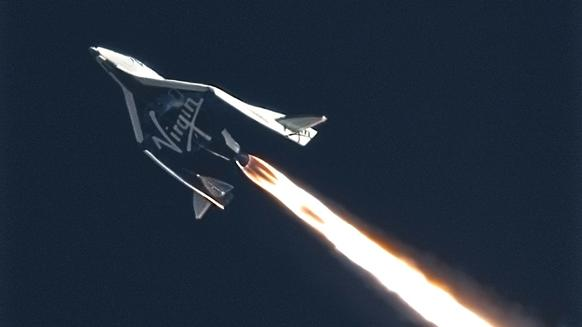 Virgin Galactic successfully completed the third rocket-powered supersonic flight of its passenger-carrying reusable space vehicle, SpaceShipTwo.