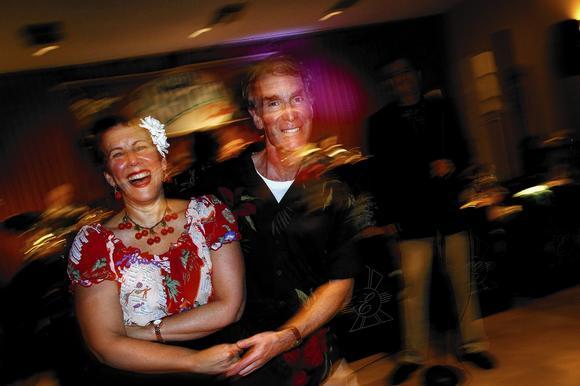 Bill Nye swing dancing