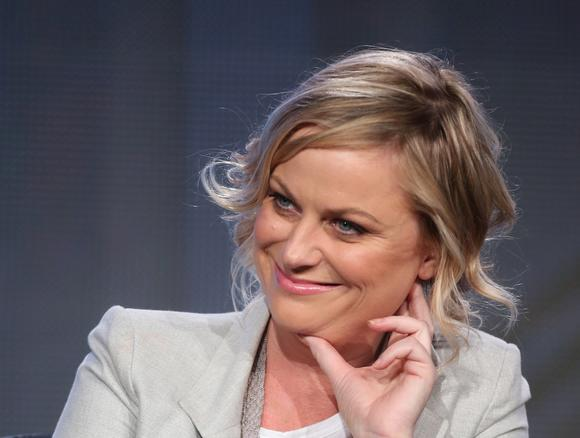 Amy Poehler talks Golden Globes, 'SNL' hires and new Comedy Central show