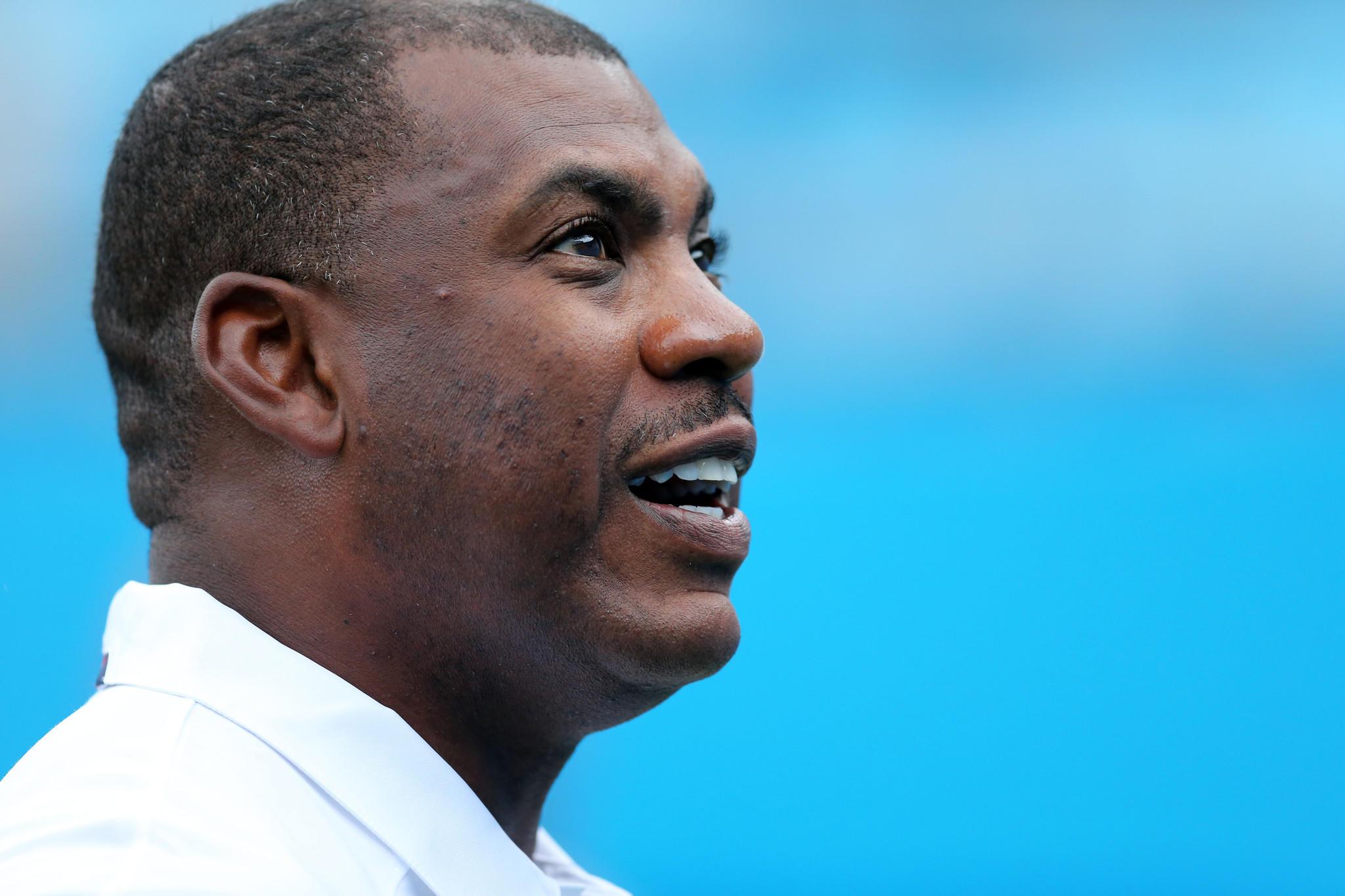 Bears defensive coordinator Mel Tucker.
