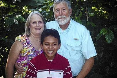 Nicaragua missionaries Rick and Mary Ervin.