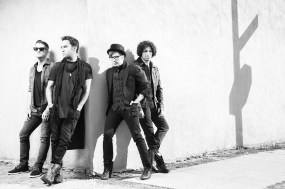 Fall Out Boy is drifting back toward Virginia.