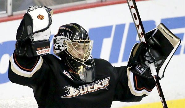 Jonas Hiller's Play Might Be A Big Deal For Ducks