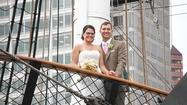 Wedded: Nicole Garrett and Ron Vinyard