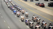 Funeral procession Saturday from Glen Burnie to Timonium