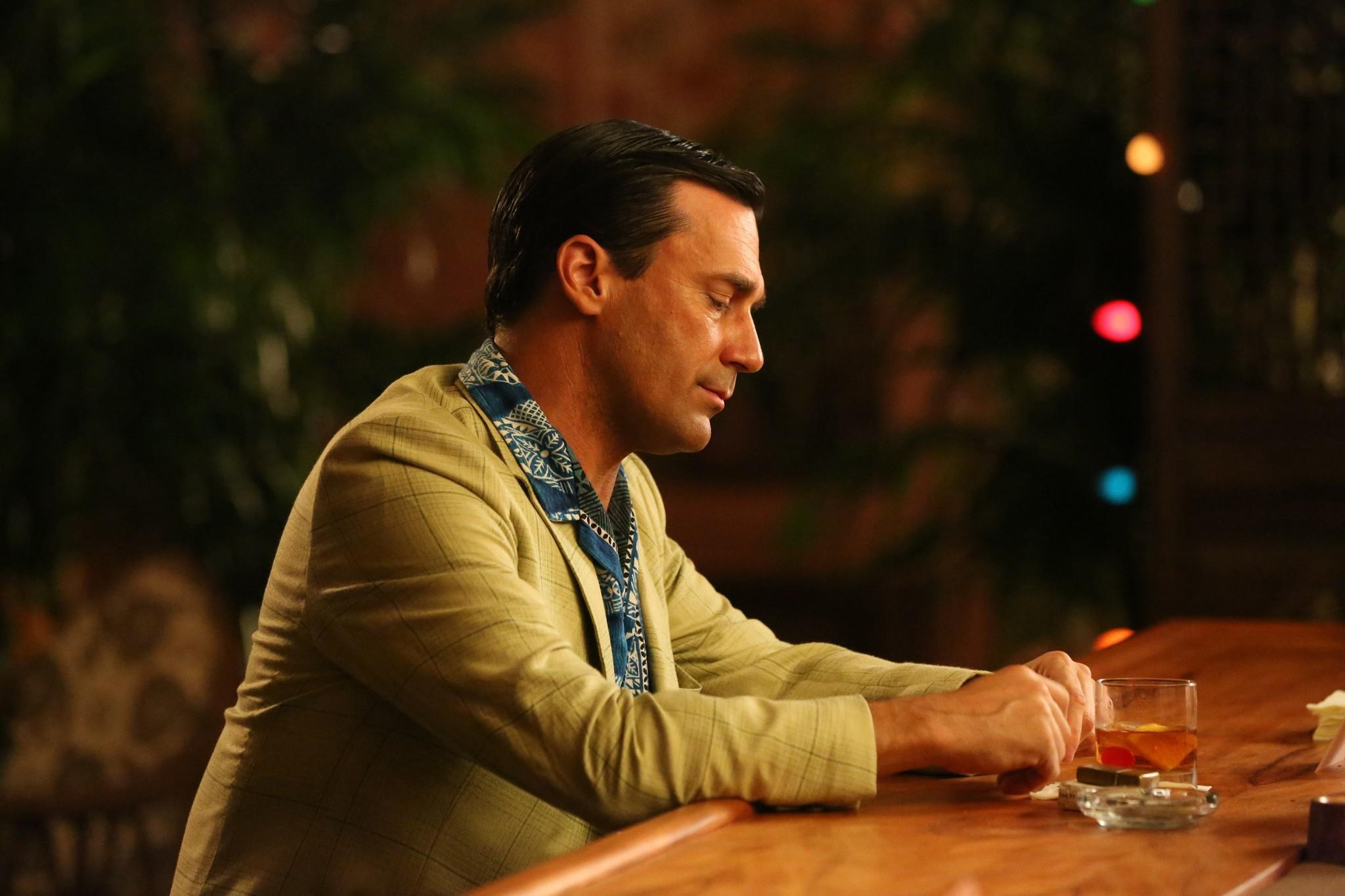 Jon Hamm as Don Draper on AMC's 'Mad Men'