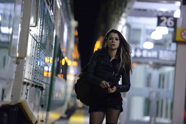 "Tatiana Maslany talks season 2 of ""Orphan Black"""