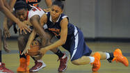 No. 5 Poly rallies past No. 2 Roland Park in back-and-forth girls basketball game