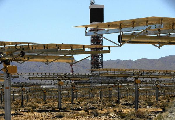 Dimmer prospects for solar energy