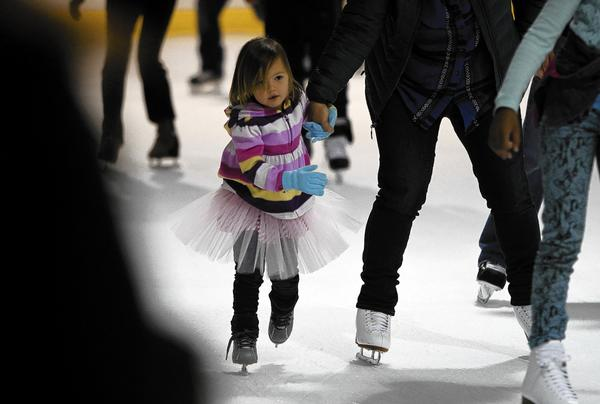 Renowned ice rink is skating away