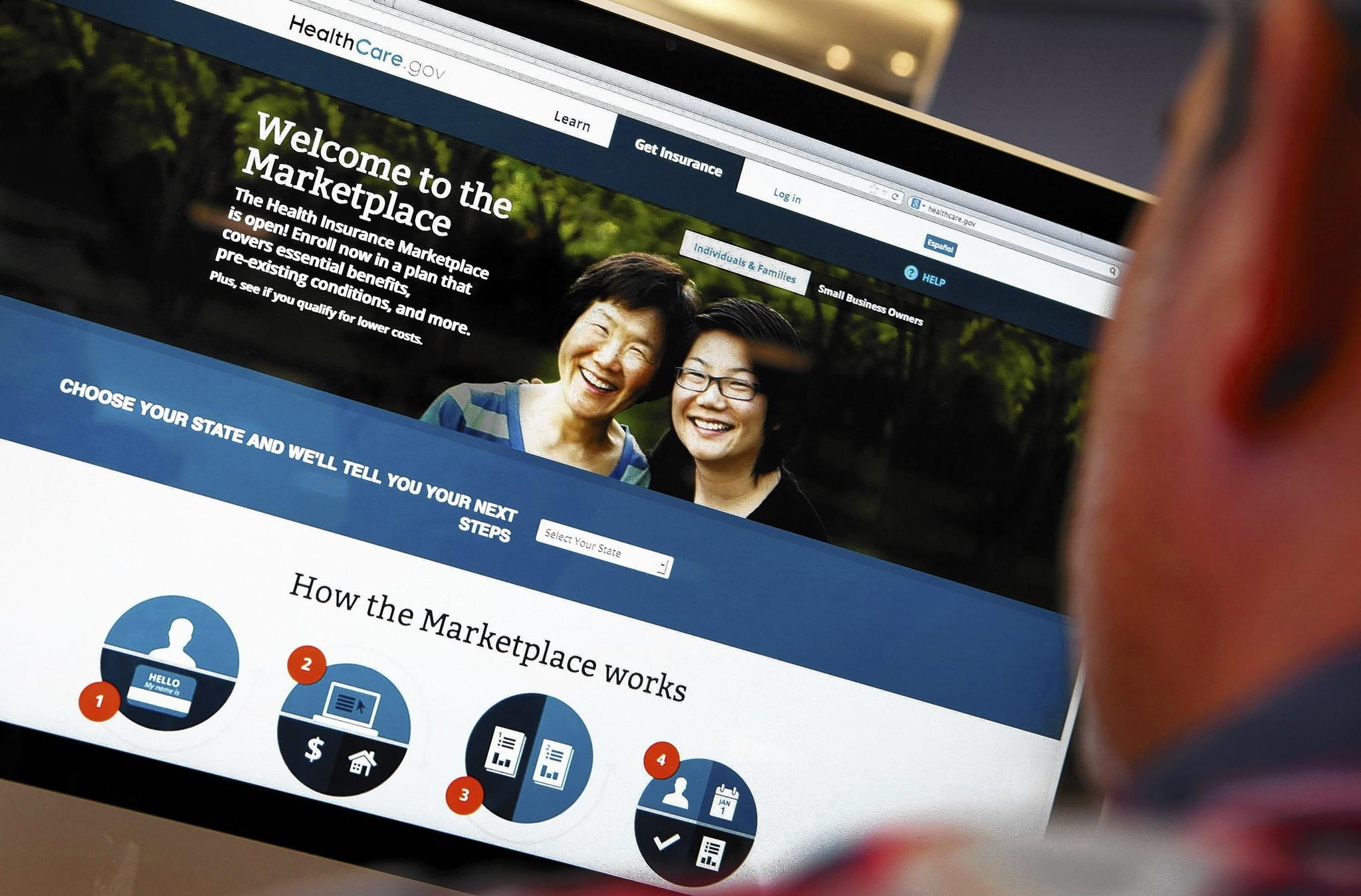The House passed a measure that would help protect people against data theft when they buy policies on health insurance exchanges.