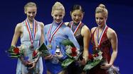 Gold becomes No. 1, but the rest wasn't by the numbers