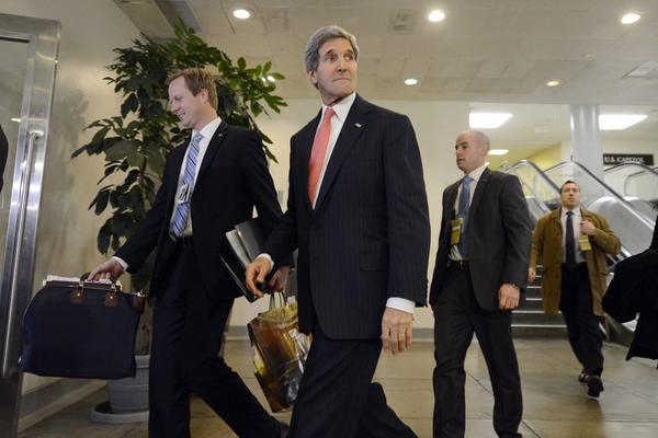 John Kerry on Iran nuclear talks