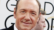 Golden Globes 2014: Kevin Spacey says it's all about the stories