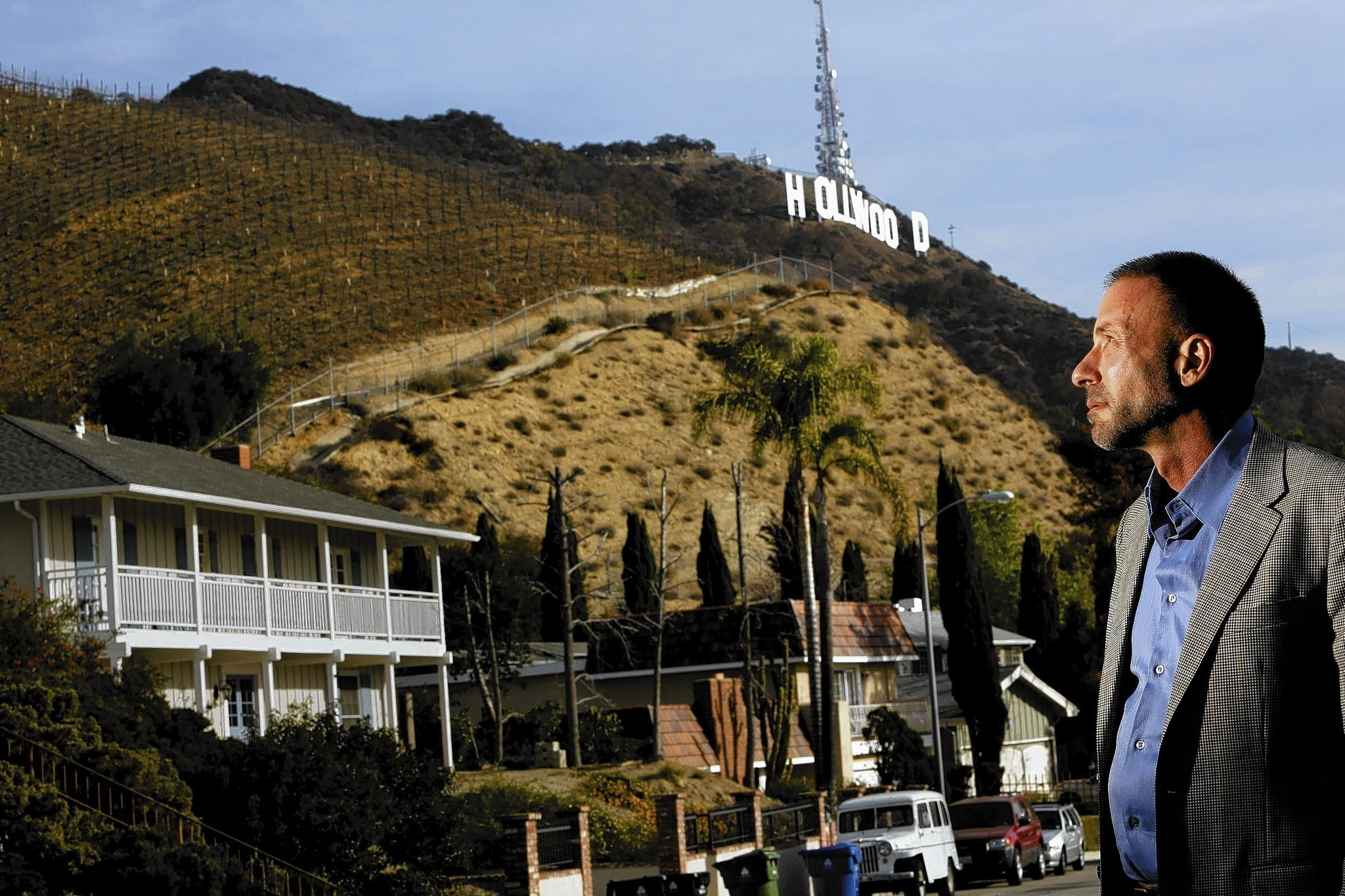 Winemaker's development plans near Hollywood sign produce sour grapes
