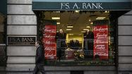 Shareholder moves to force Jos. A. Bank to negotiate with Men's Wearhouse