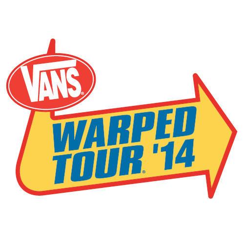 The 2014 Vans Warped Tour (