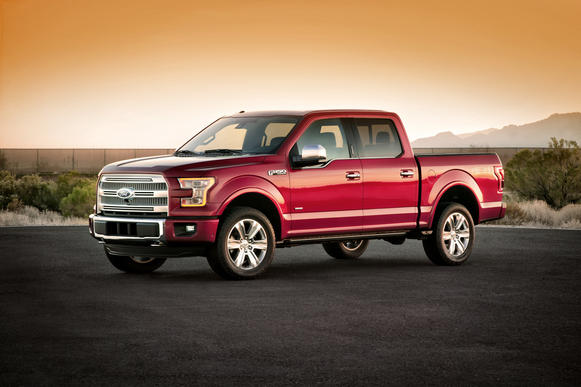 Ford's new F-150 pickup truck is simply the most important vehicle to come along in at least a decade.