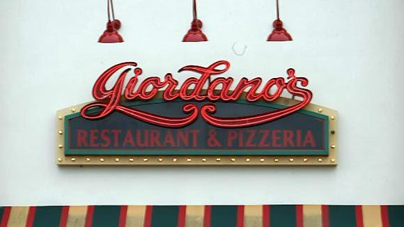 Exterior of the Giordano's on West Lake Street in Addison in 2011.