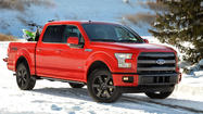 Detroit Auto Show: Ford bets big on aluminum with F-150 truck
