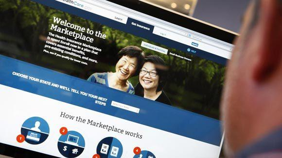 Obamacare enrollment surged in December as major website problems were rectified. More than 61,000 Illinoisans chose new plans.