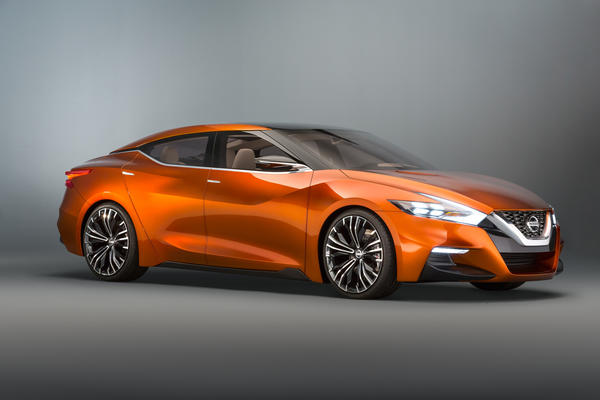 Nissan's Sport Sedan Concept, debuting at the 2014 Detroit Auto Show, teases what the next-generation Nissan Maxima will look like when it debuts later this year.