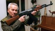 Report: AK-47 inventor Kalashnikov was tormented over gun's toll