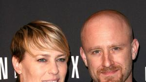 Robin Wright is engaged to actor Ben Foster