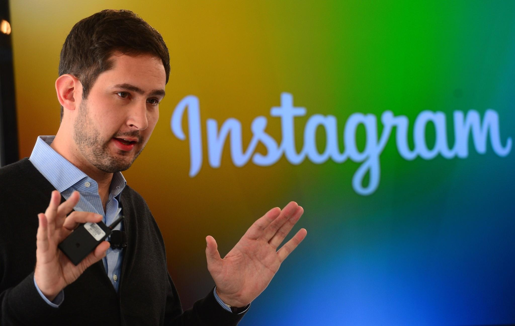 Odds are you've signed at least one contract with a forced arbitration clause in the fine print. They are showing up everywhere from credit card contracts to the Instagram terms of use. Above: Instagram co-founder Kevin Systrom at a press conference in New York on Dec. 12.