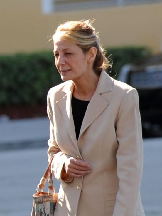 Nancy Marks, 44, of Fort Lauderdale, was sentenced to three years and nine months in federal prison for her $2.2 million role in a psychic fraud conspiracy.