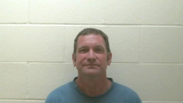 William Bradley, 46, was arrested by Clinton police after posting a video on YouTube of his Marijuana farm.