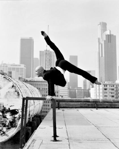 LA Dance Project's Charlie Hodges