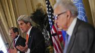 Officials call for Syria measures to bolster peace talks