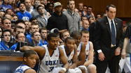 Teel Time: Duke's Krzyzewski speaks poignantly, yet indirectly, of his brother's death