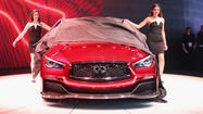 Highlights from the 2014 Detroit Auto Show