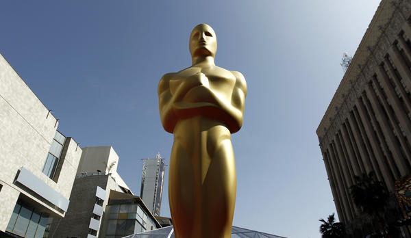 The Academy Awards will be saluting movie heroes at this year's awa