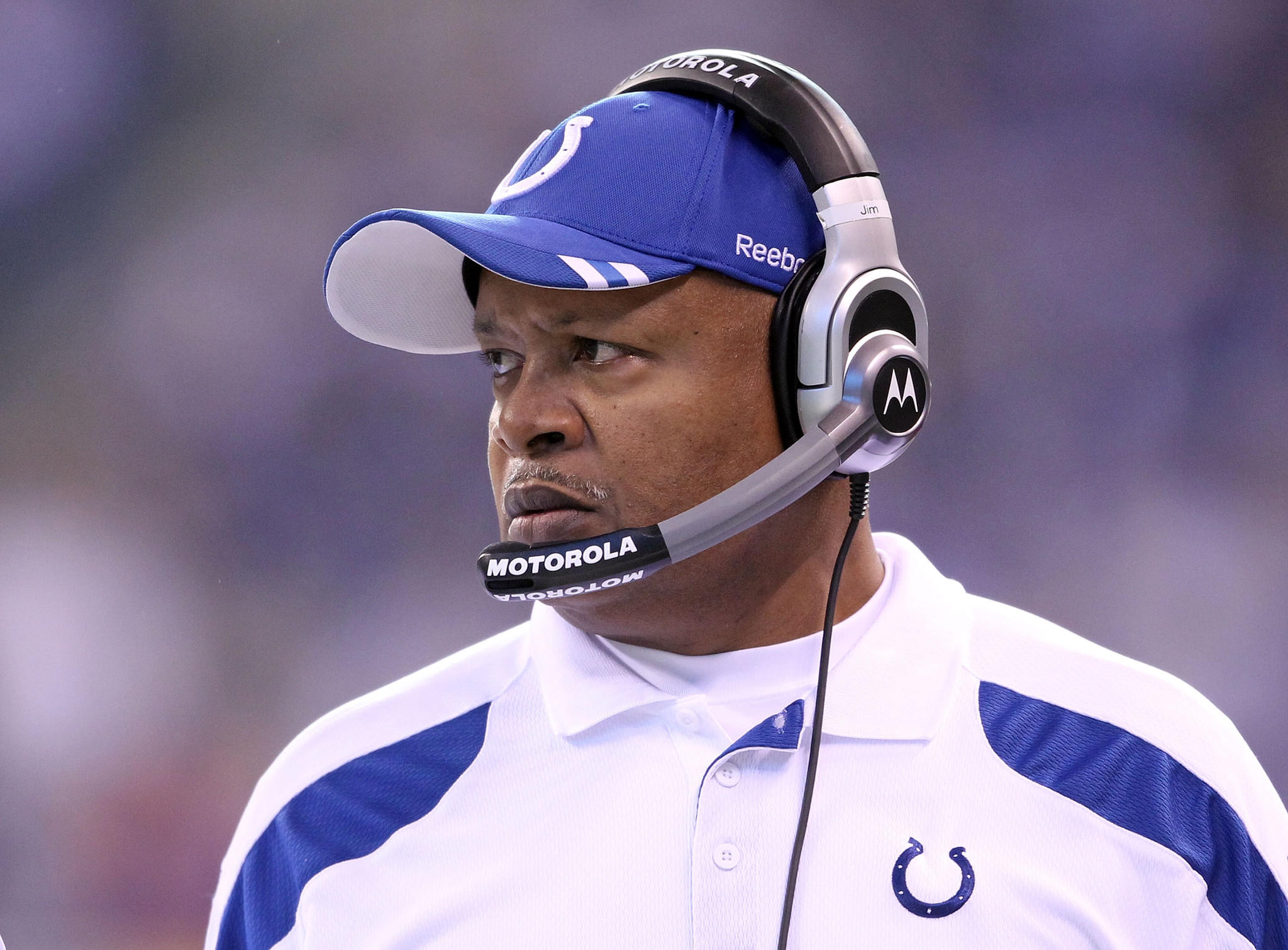 Former Colts coach Jim Caldwell will become coach of the Lions.