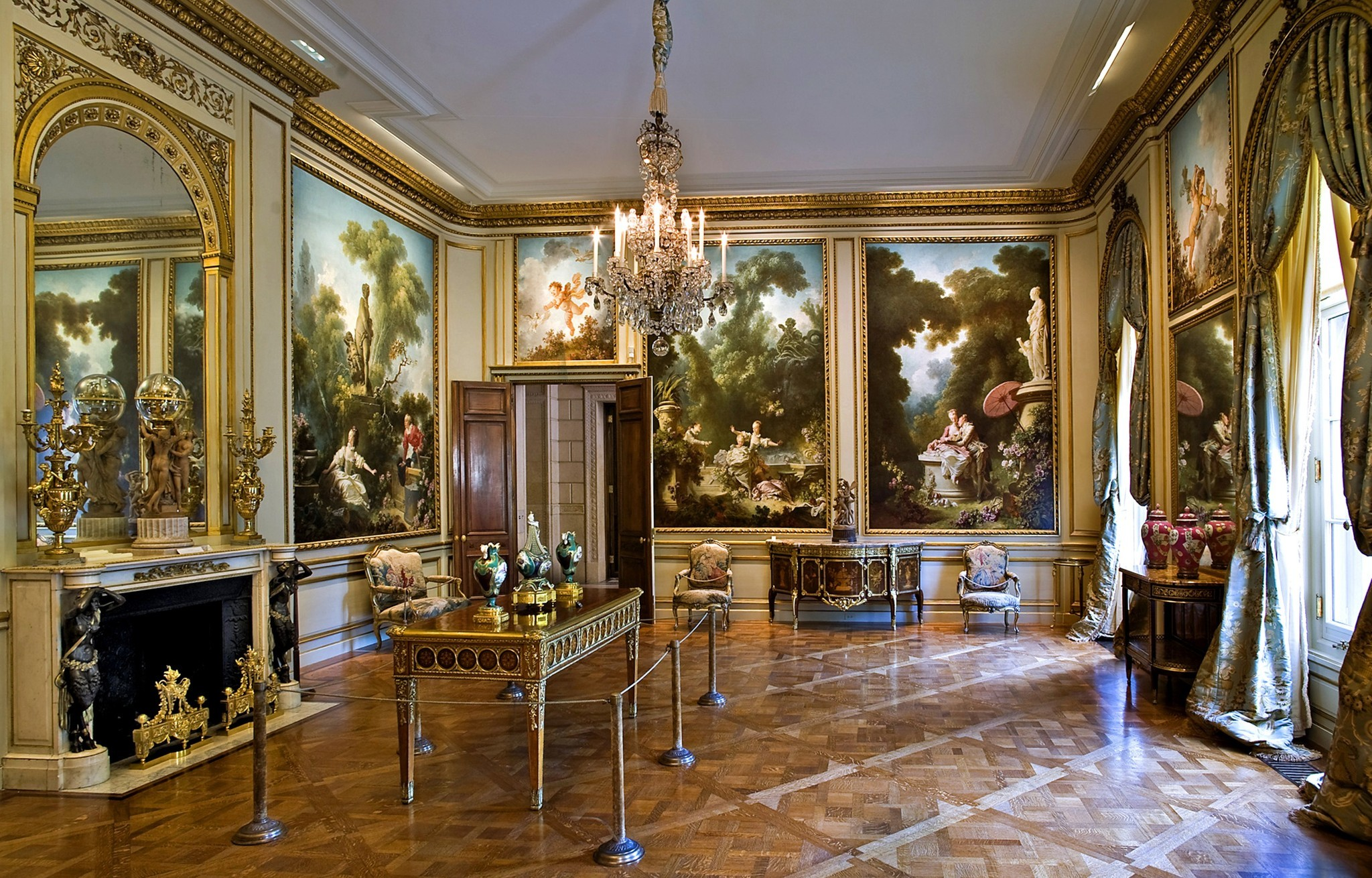 The Frick Collection New York La Times