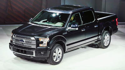 Detroit Auto Show: The good and bad of Ford's F-150 pickup design