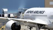 Boeing probing Japan Airlines' battery issue on 787 Dreamliner