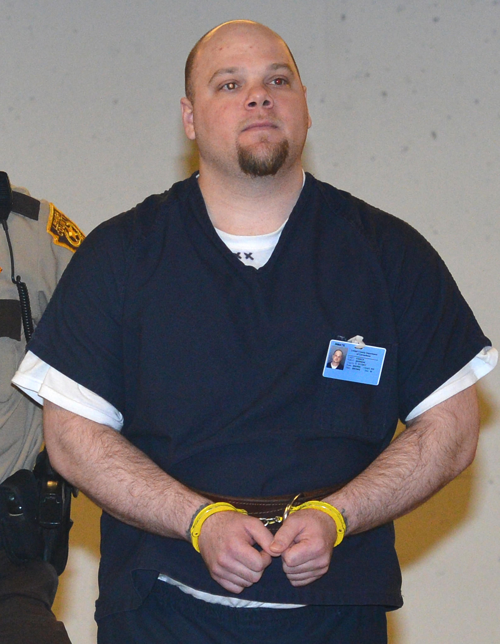 Brandin Lee Kasick, 29, on Tuesday pleaded no contest in the stabbing death an elderly Alburtis woman and her mentally challenged daughter during a home-invasion robbery in March 2011. Kasick will serve a life sentence with no chance of parole.