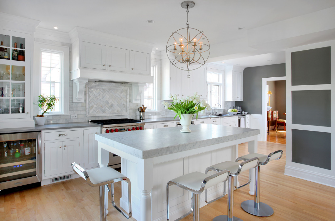 Top 10 kitchen design trends for 2014 chicago tribune for Latest trends in kitchen design