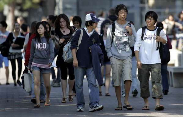 Asian Americans tend not to be overweight