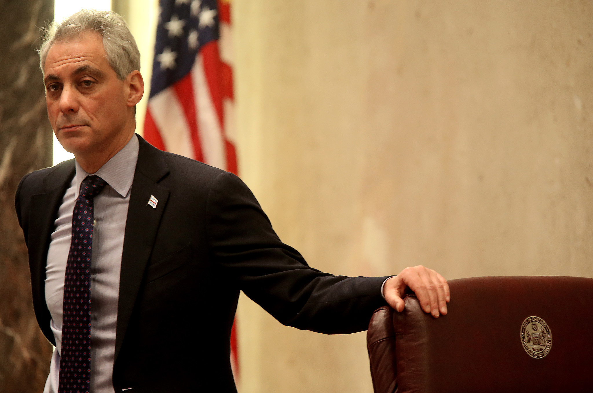 Emanuel to fast for 24 hours in support of immigration reform