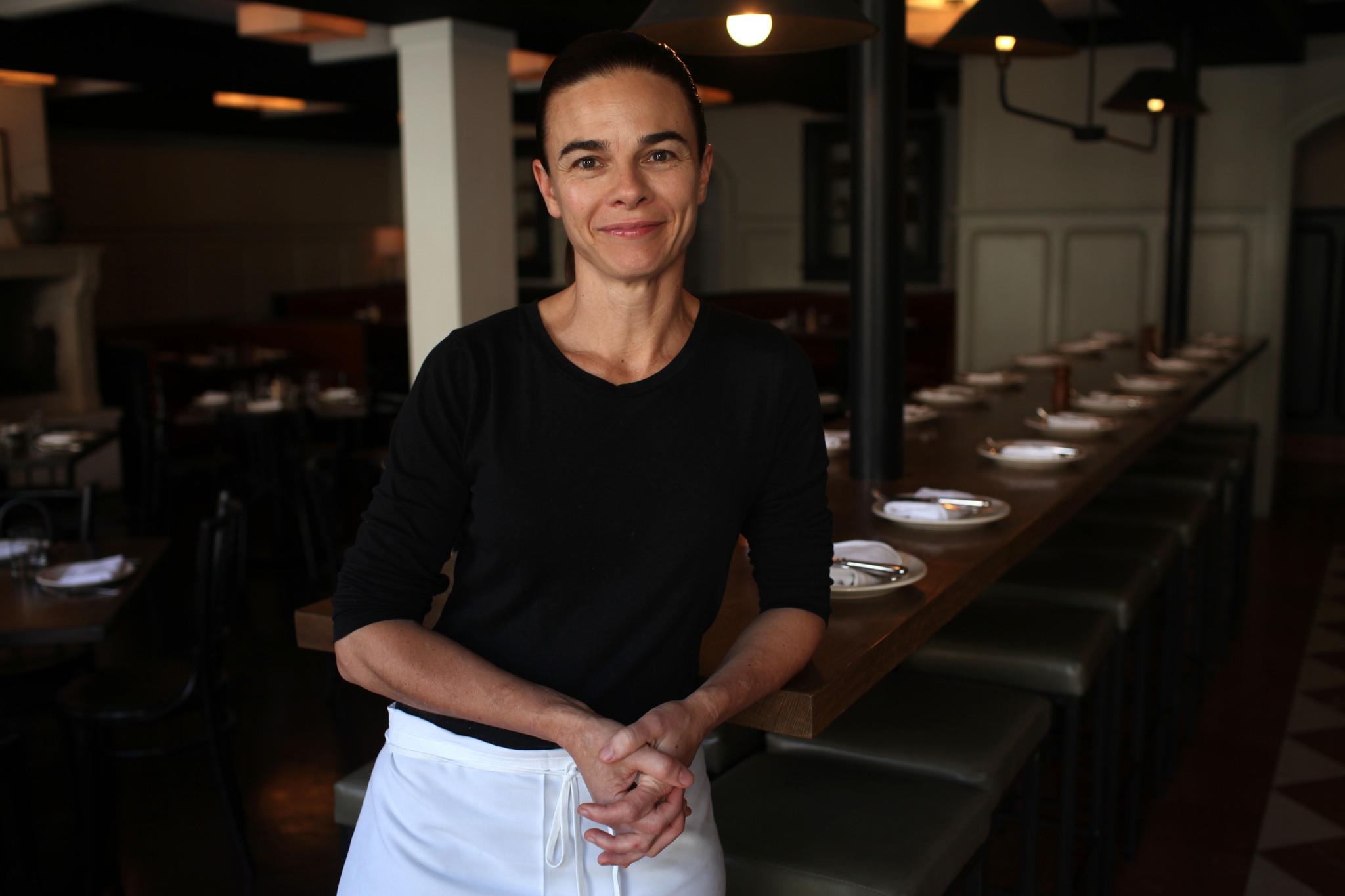 Chef Suzanne Goin is co-creator of Larder at Tavern, a growing restaurant brand that opened a site inside Los Angeles International Airport.
