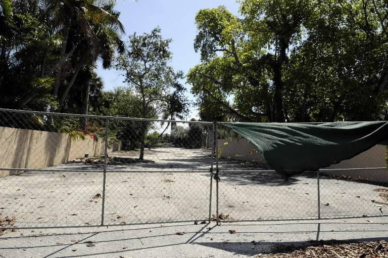 Boca's Wildflower property has been silent for nearly a decade. After a series of businesses fizzled there on the heels of the 1980s-era nightclub, the structure was torn down in 2009.