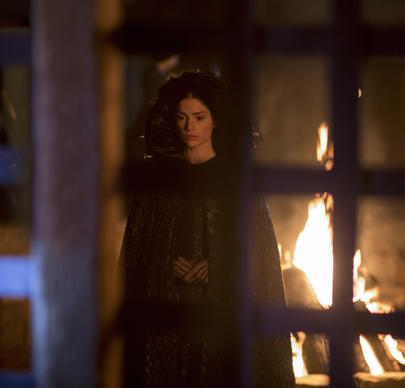 """Mary Sibley, """"Salem"""" (premiering April 20 on WGN America) <br>Played by Janet Montgomery <br>Mary S"""
