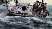 Video: Start of Fort Lauderdale to Key West sailboat race